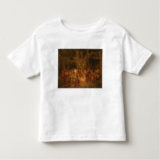 Herne's Oak from 'The Merry Wives of Windsor' by W Toddler T-shirt