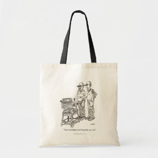 Hernia Cartoon Bag