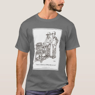 Hernia Cartoon T-Shirt
