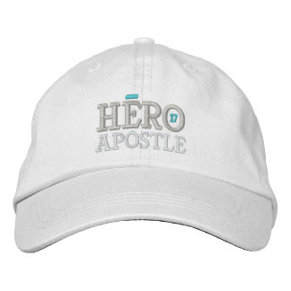 HERO APOSTLE 17 EMBROIDERED BASEBALL HAT