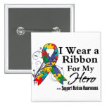 Hero - Autism Ribbon Pin