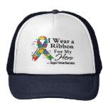 Hero - Autism Ribbon Trucker Hats