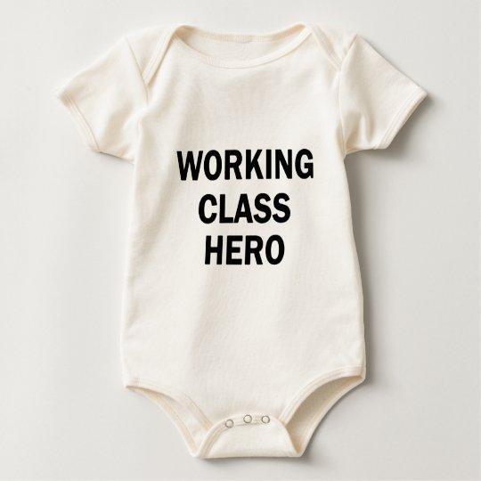 Hero Baby Bodysuit