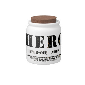 Hero Candy Dishes