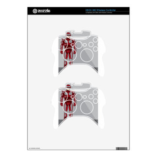 Hero Castume Xbox 360 Controller Skin