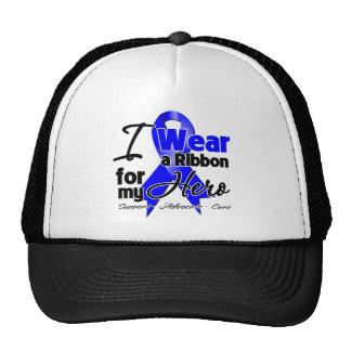 Hero - Colon Cancer Ribbon Trucker Hat