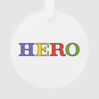 HERO Colors Ornament