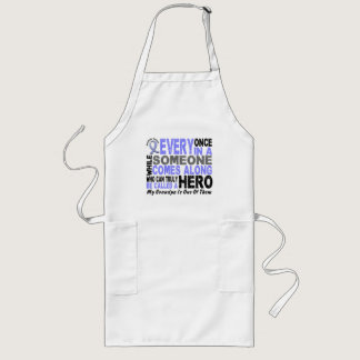 HERO COMES ALONG 1 Grandfather PROSTATE CANCER Long Apron