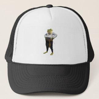 Hero Frog Trucker Hat