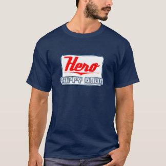 Hero Happy Hour Logo T-Shirt