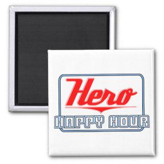 Hero Happy Hour Magnet