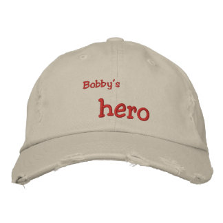 HERO Hat Embroidered Hat