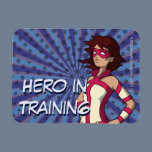 Hero in Training Magnet