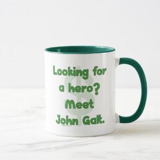 Hero John Galt Mug