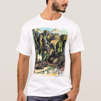 """""""Hero Lost Hero"""" T-Shirt"""