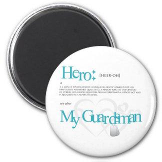 Hero Fridge Magnets
