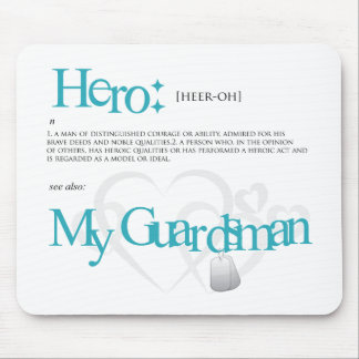 Hero Mouse Pad