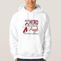 Hero Now My Angel Amyloidosis Hoodie
