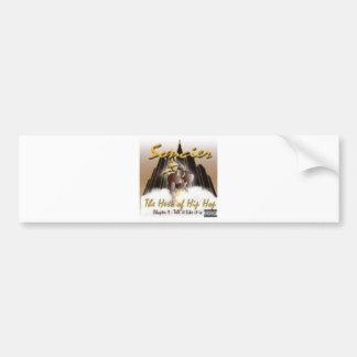 Hero_of_Hip_Hop_Album_Cover Bumper Sticker