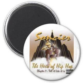 Hero_of_Hip_Hop_Album_Cover Magnet