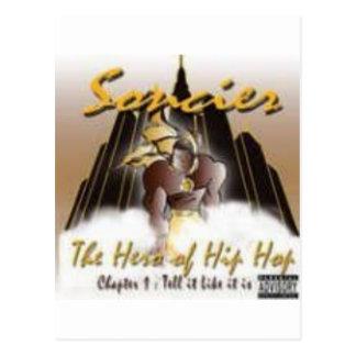 Hero_of_Hip_Hop_Album_Cover Postcard