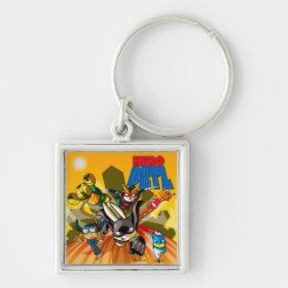 Hero Petz key chain