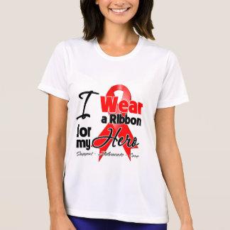 Hero - Red Ribbon Awareness Tee Shirt