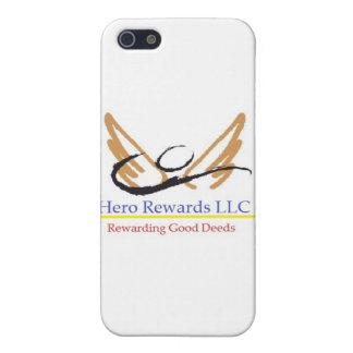 Hero Rewards LLC Accessories iPhone SE/5/5s Cover