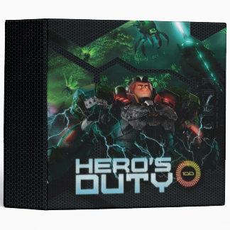 Hero s Duty 3 Binder