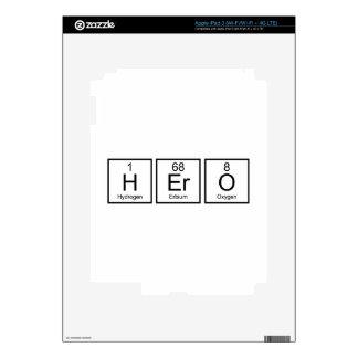 Hero Decal For iPad 3
