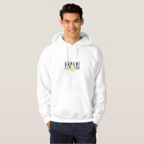 Hero Strong Childhood Cancer Awareness support Hoodie