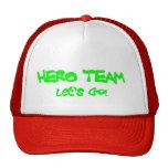 HERO TEAM Hat