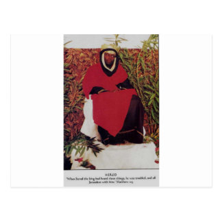 herod postcard