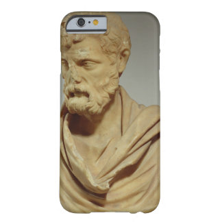 Herodes Atticus, marble head, Roman, 101-80 AD, pr Barely There iPhone 6 Case