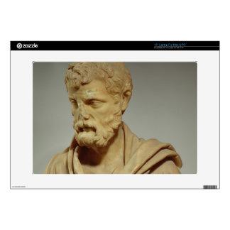 Herodes Atticus, marble head, Roman, 101-80 AD, pr Decals For Laptops
