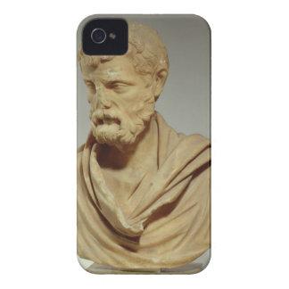 Herodes Atticus, marble head, Roman, 101-80 AD, pr iPhone 4 Cases