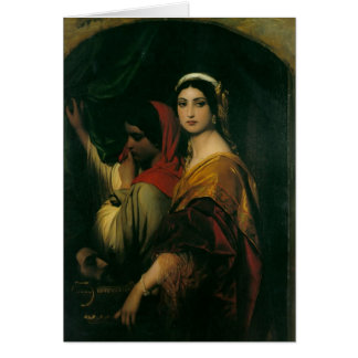 herodias fine art card