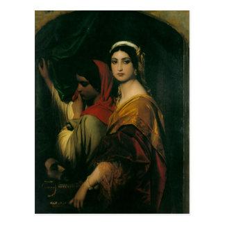 herodias fine art postcard