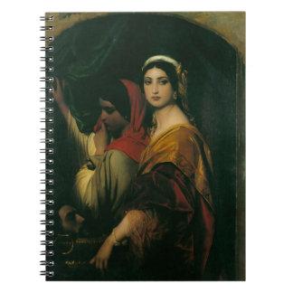 herodias fine art spiral note books
