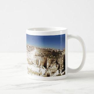 Herodion from Above Mug