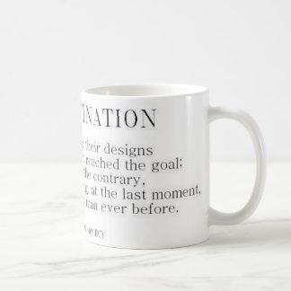 Herodotus en la dilación tazas de café