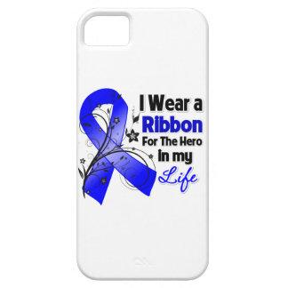 Héroe Ankylosing de la cinta de Spondylitis en mi iPhone 5 Cárcasas