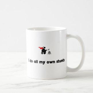 Héroe ardiente de la melcocha taza de café
