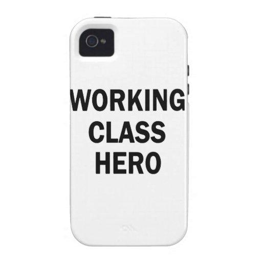 Héroe Case-Mate iPhone 4 Carcasa