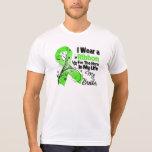 Héroe de Brother en mi cinta del linfoma de la vid Camiseta
