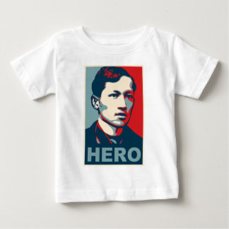 Héroe de Jose Rizal Remera