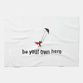 Héroe de Kiting del truco Toalla