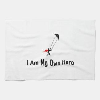 Héroe de Kiting del truco Toallas De Mano