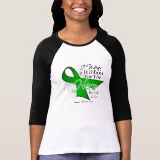 Héroe de la cinta de lesión de la médula espinal camiseta