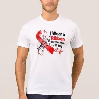 Héroe de la cinta de los MDS en mi vida Camiseta